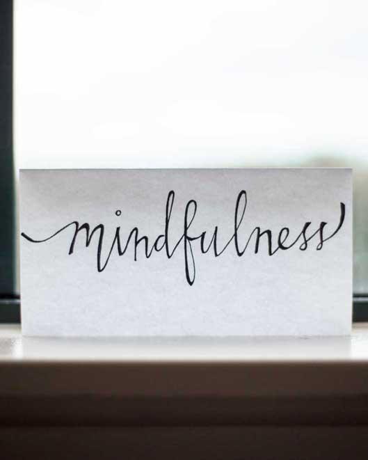 Cursos y acompañamiento Mindfulness