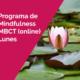 programa mbct lunes - Programa de Mindfulness MBCT. ONLINE. 4 de Octubre 2021